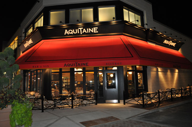 Aquitaine dress code for Aquitaine cuisine